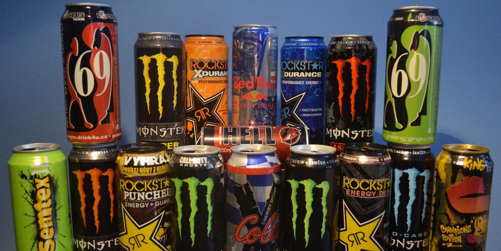 Drinking too many energy drinks is bad.