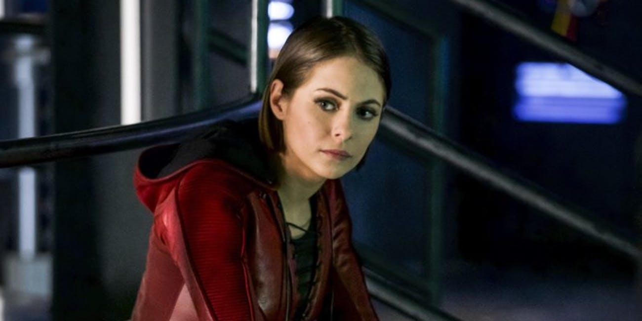 """Thea Queen moves on to the next chapter in """"The Thanatos Guild."""""""