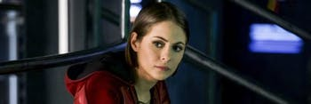 "Thea Queen moves on to the next chapter in ""The Thanatos Guild."""