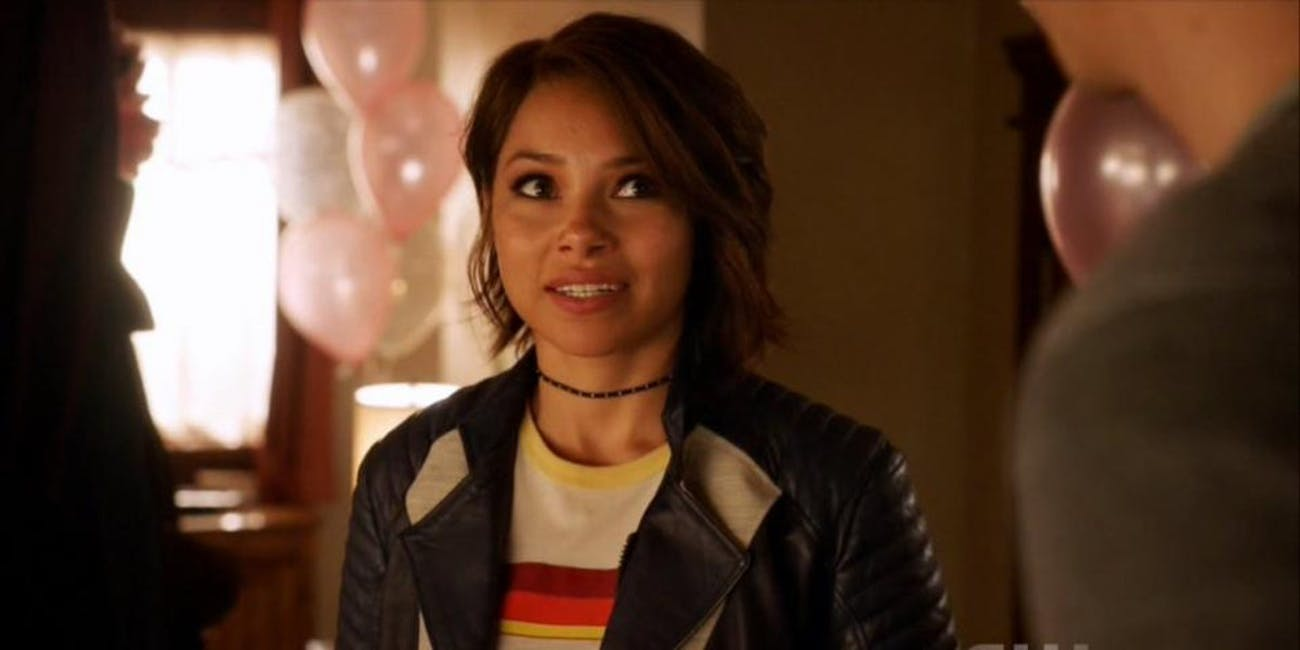 The Mystery Girl on 'The Flash' is Nora West-Allen, Iris and Barry's daughter.