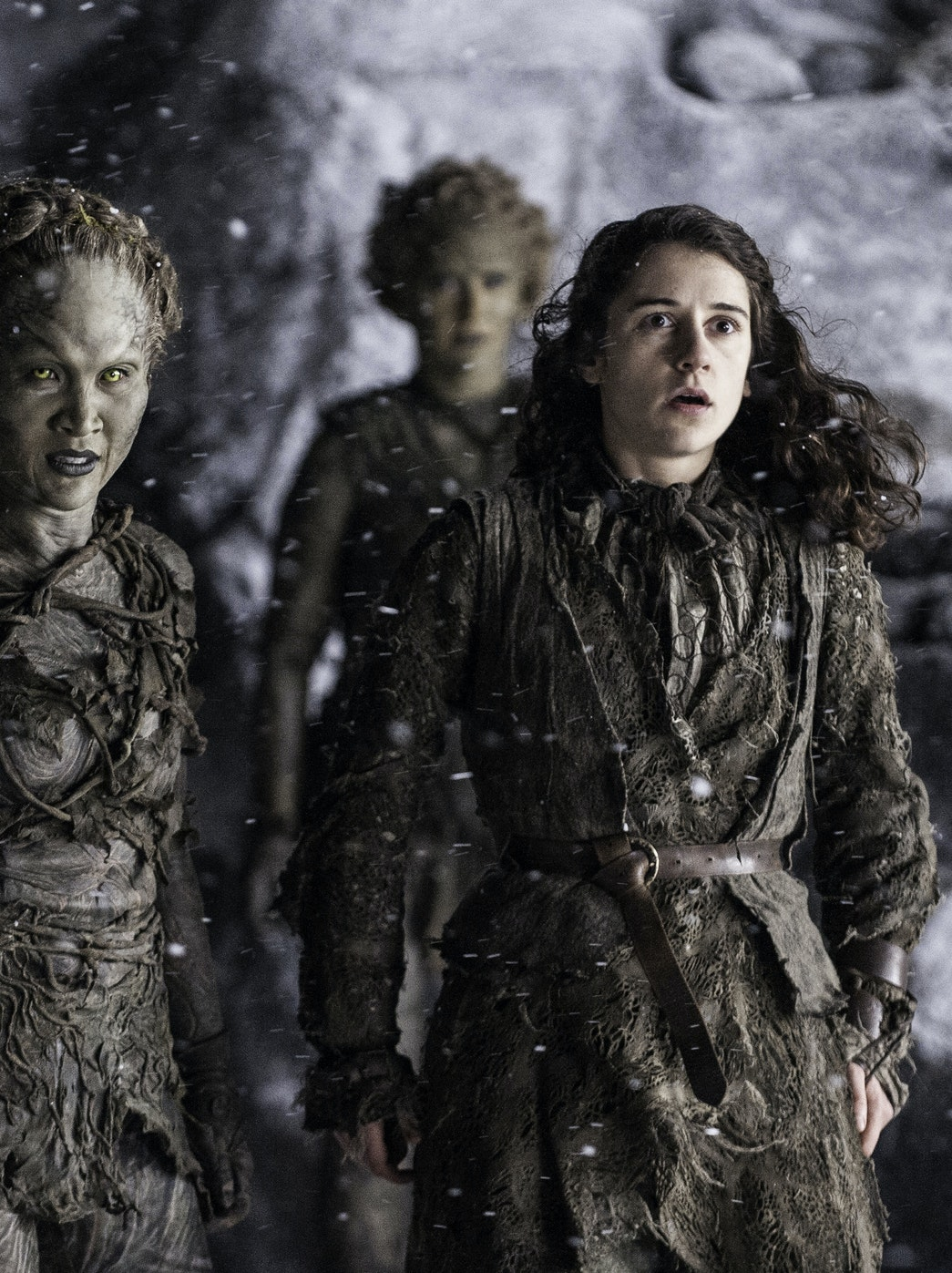"""Ellie Kendrick takes us inside the """"Hold The Door"""" scene and Howland Reed conspiracy theories"""