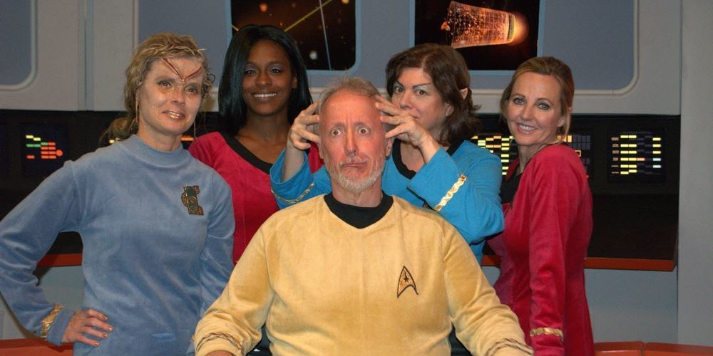 One of the shows that shoots at Starbase