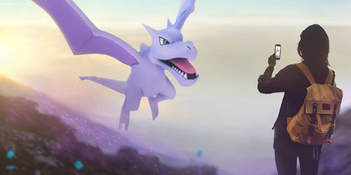 Pokemon GO Adventure Week Niantic