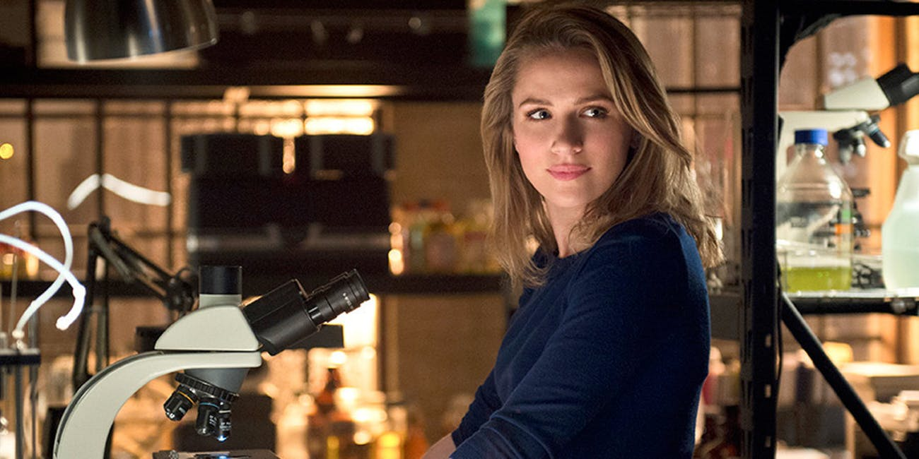 Could Patty Spivot be a CSI by now?