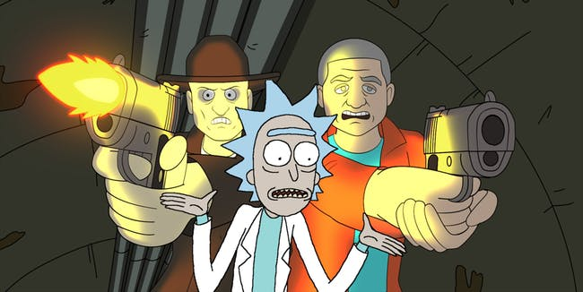 A 'Rick and Morty' creator works extensively on 'Hot Streets'. What could that mean for Season 4?