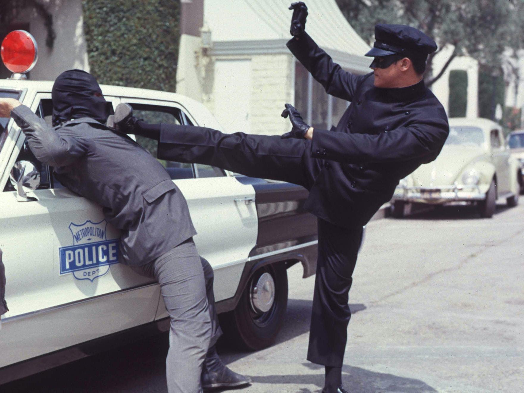 50 Years Later, Bruce Lee Still Makes 'The Green Hornet' Kick Ass