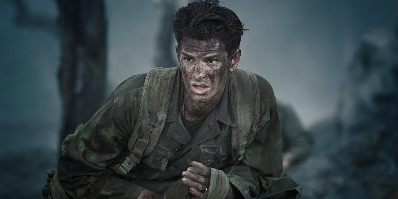 'Hacksaw Ridge' is the most violent Oscar nominee in 2017.