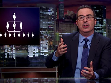 John Oliver: Herbalife and Amway are Pyramid Schemes