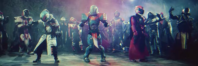 'Destiny 2' Live-Action Trailer