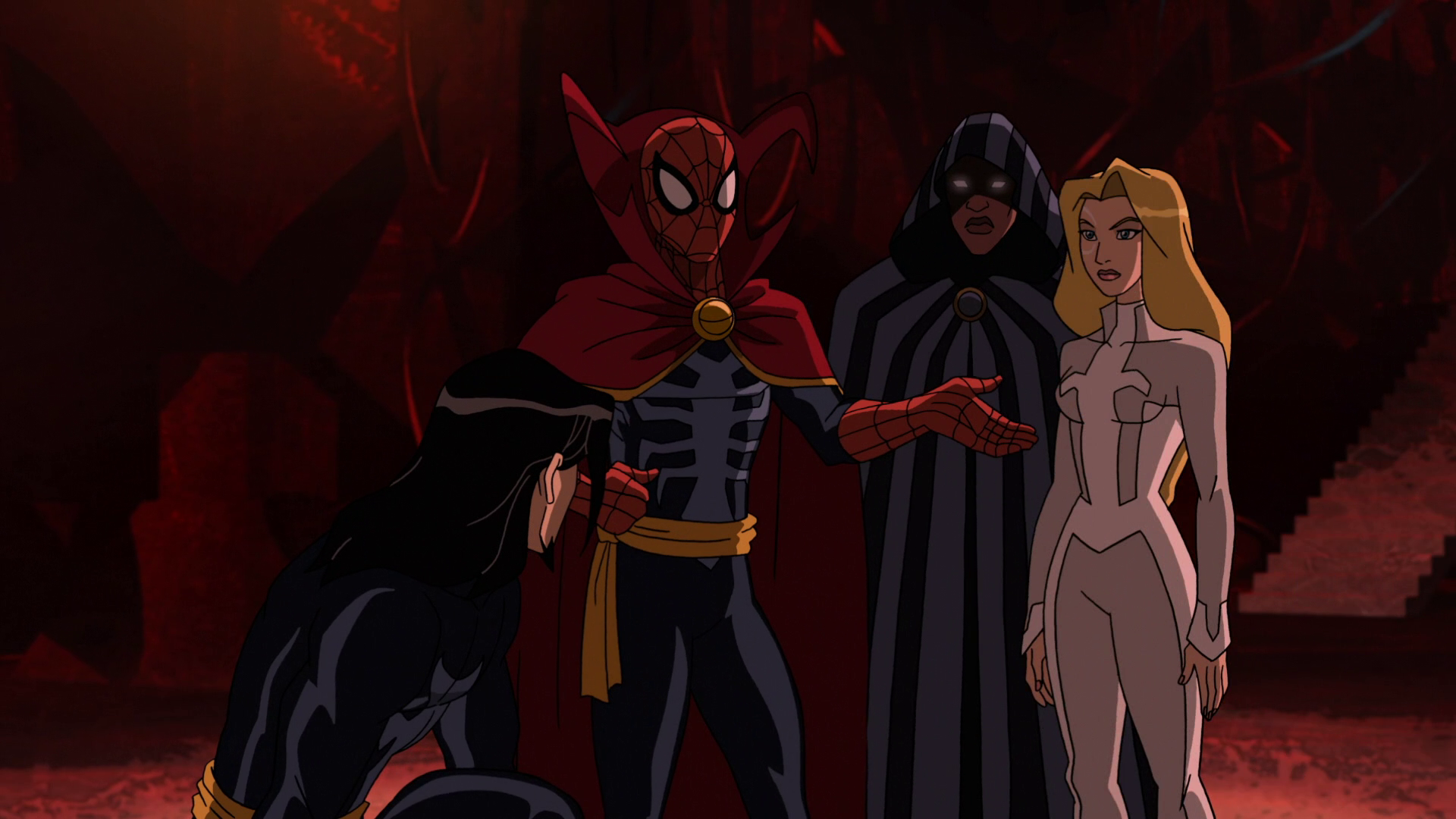 How Marvels Cloak Dagger Connects To The Mcu Inverse