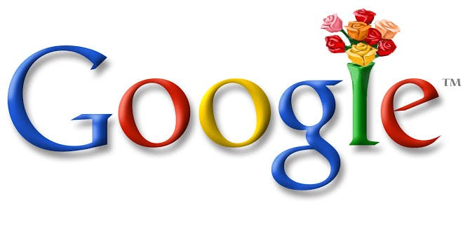 Mother's Day Google Doodle 2005