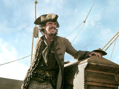 Toby Schmitz on Jack Rackham's Surprising Fate in 'Black Sails'
