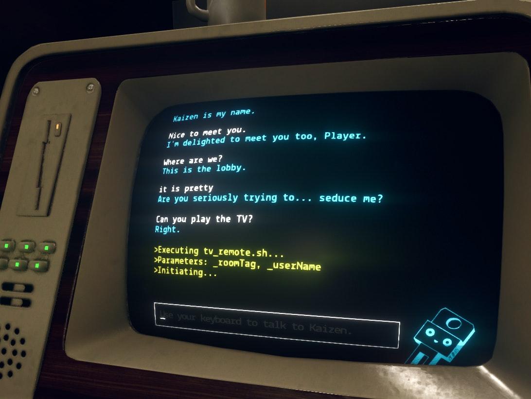 Ocelot Society's 'Event[0]' Creates an AI That Needs Empathy
