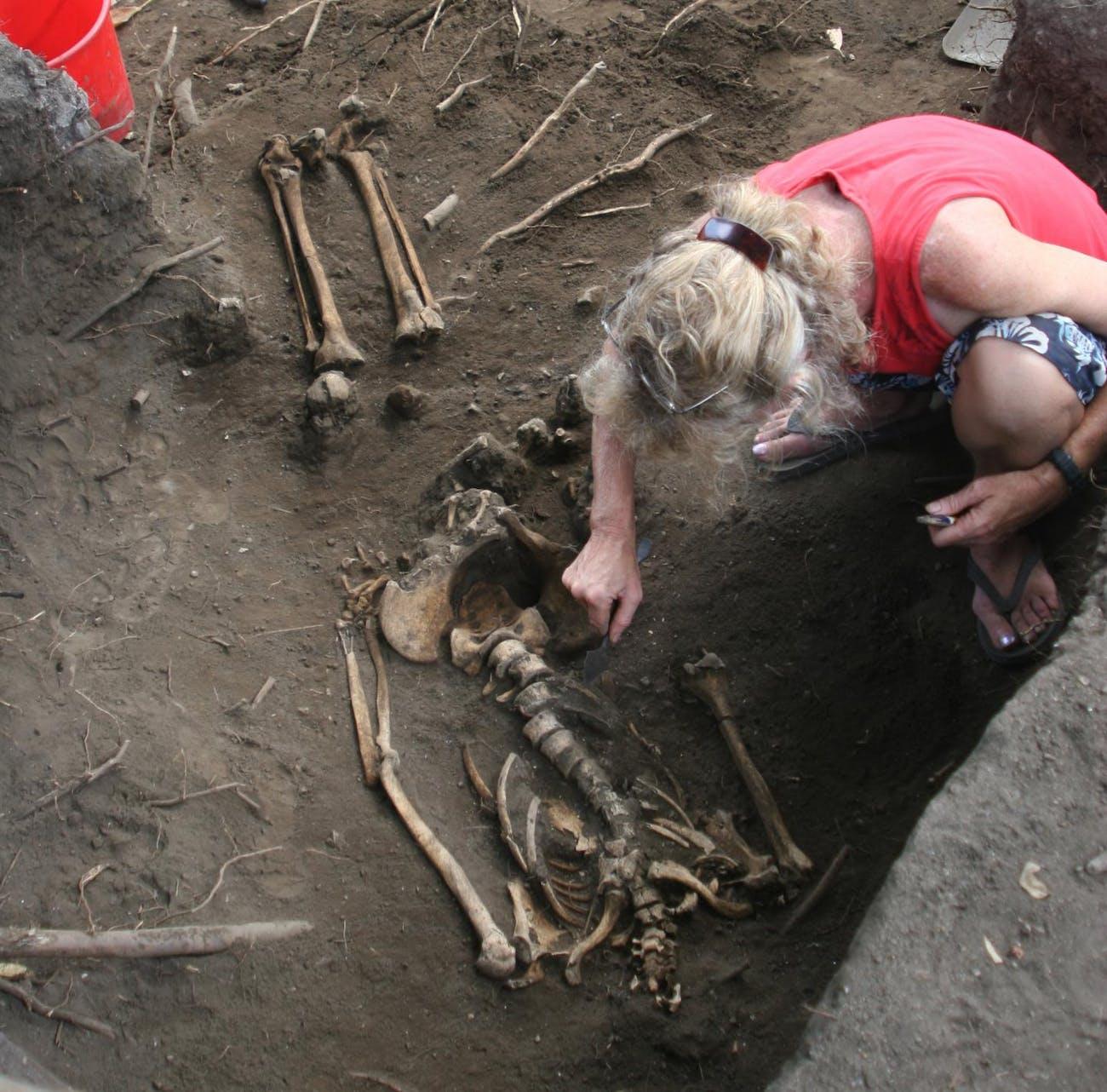 vanuatu ancient skeletons