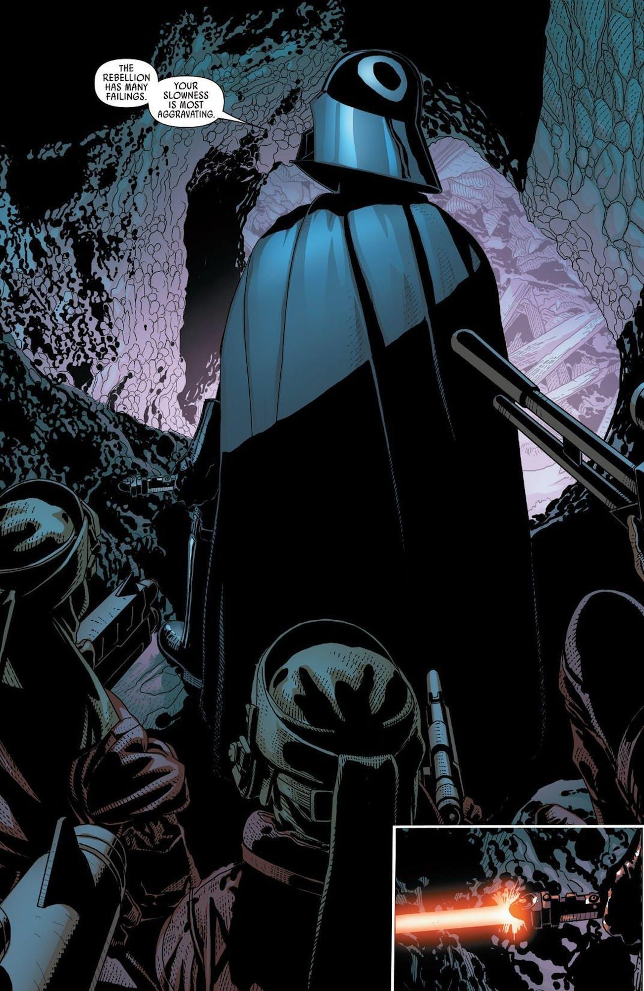 Darth Vader Marvel