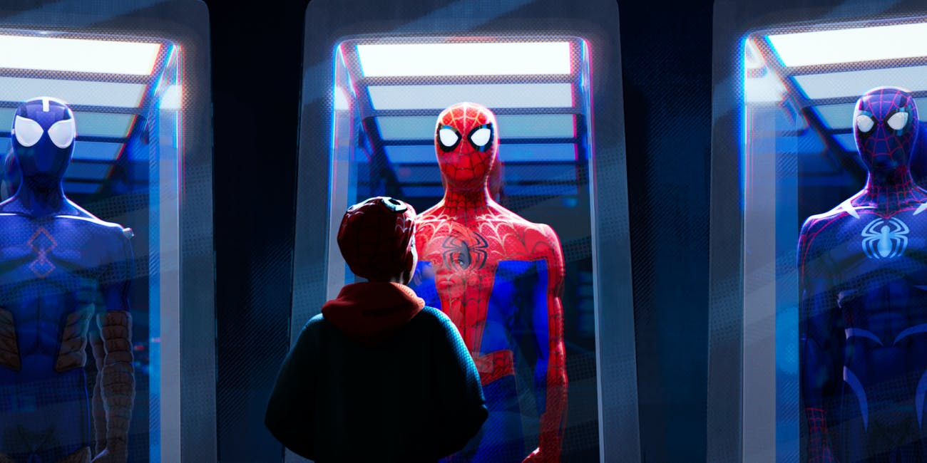 Spider-Verse Venom Post-Credits