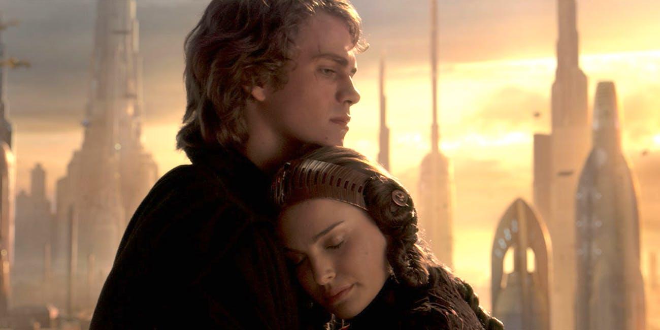 Anakin Star Wars The Rise of Skywalker