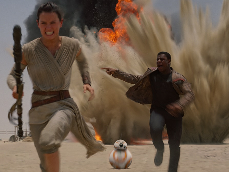 A 'Star Wars' Fan Laments: a Troll's 'Force Awakens' Spoiler Ruined My Year