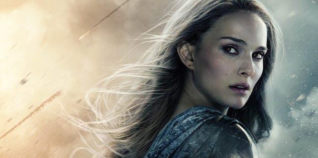 Jane Foster Infinity War Natalie Portman