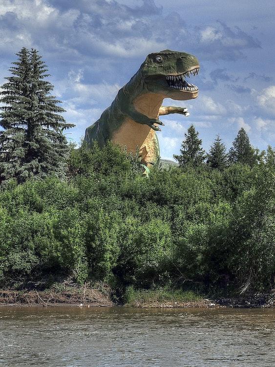 Happy dinosaurs has socialized medicine.