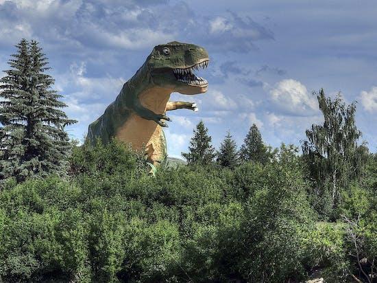 Exploring Canada's Socialist Dinosaur Paradise