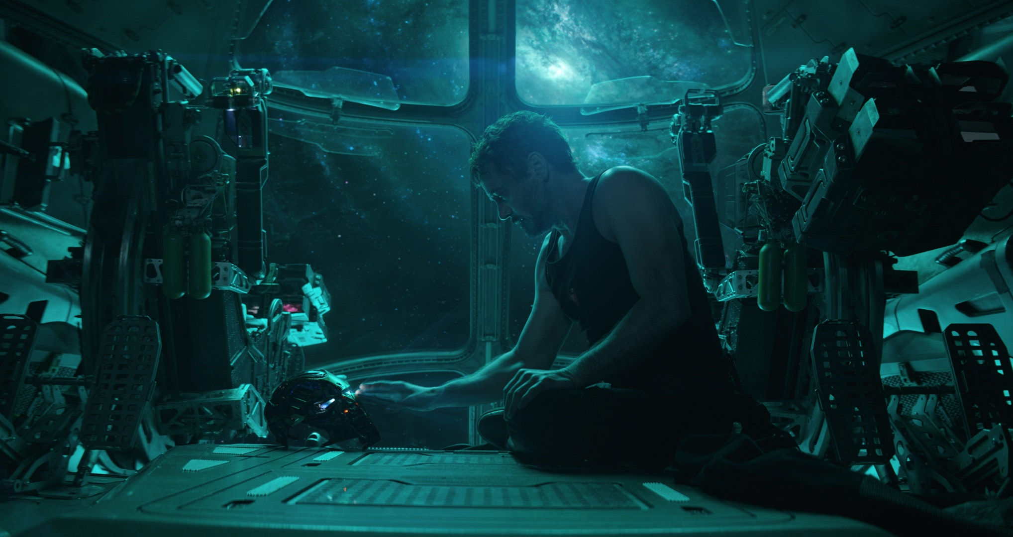 'Avengers: Endgame' Theory Suggests One Avenger Has Already Seen the Future
