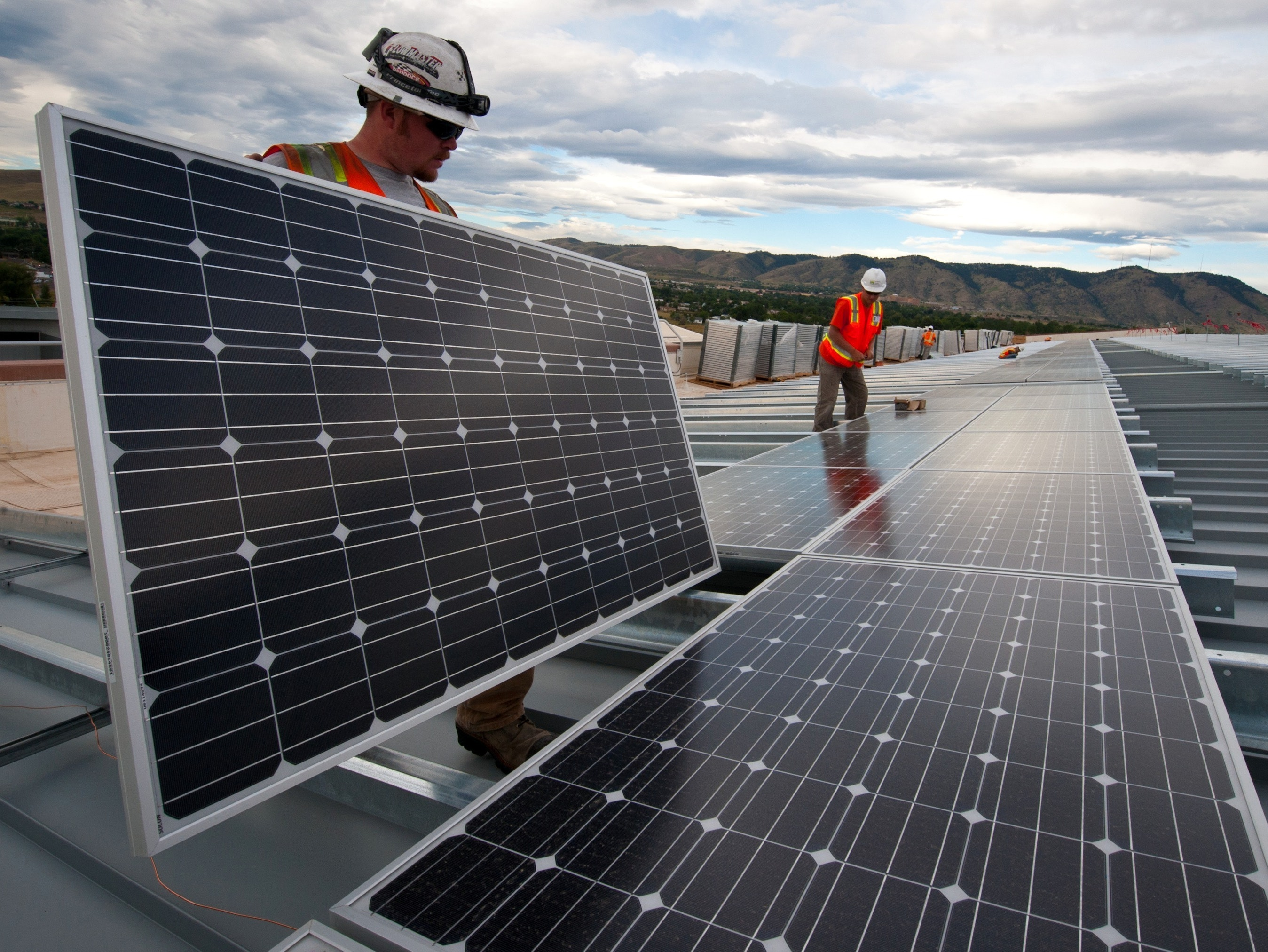 Solar Is America's Fastest-Growing Renewable Energy Source