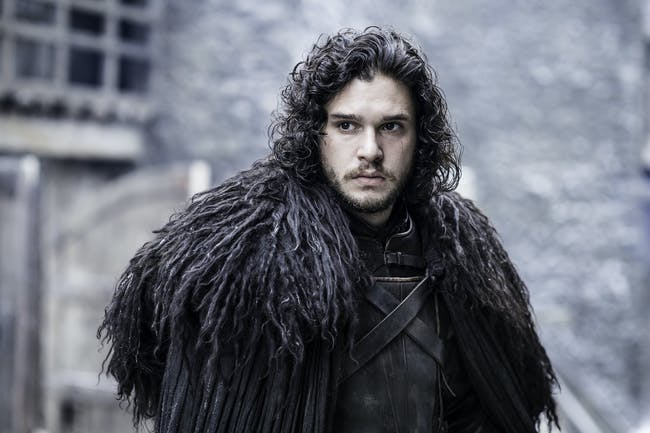 Dead or alive, people think Jon Snow is very good-looking.