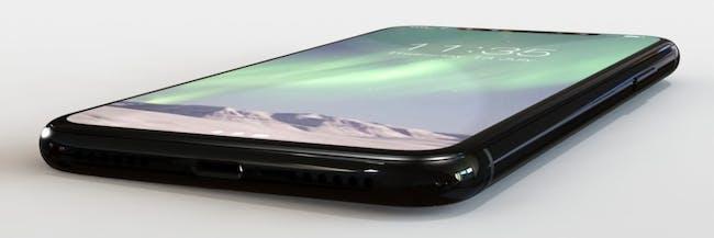 iPhone 8 rendering