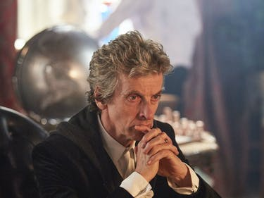 Peter Capaldi Hints at New Kind of Regeneration on 'Doctor Who'