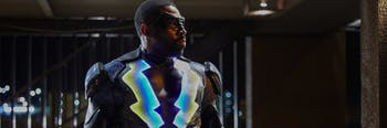 Black Lightning CW DC