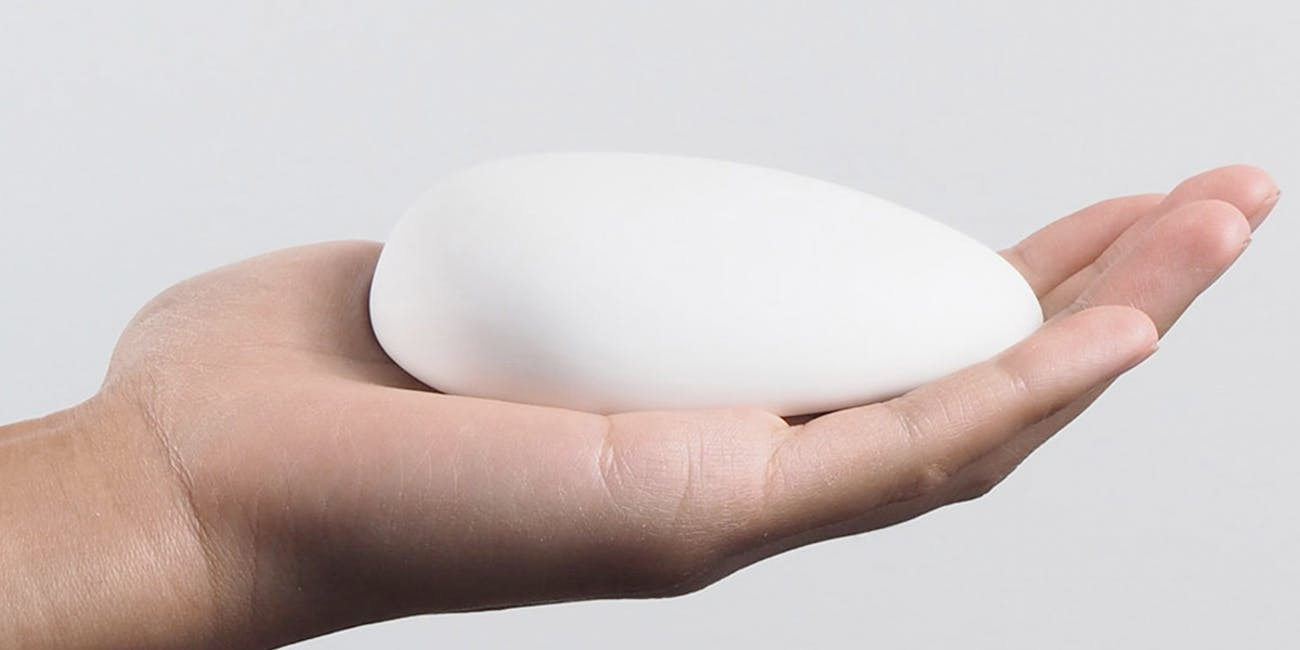 The Smart Nora egg will keep you from snoring.