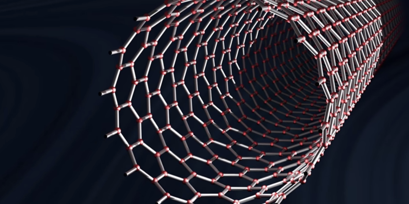 Carbon nanotubes are the strongest material in existence.