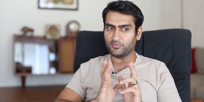 Kumail Nanjiani talks all about poop.