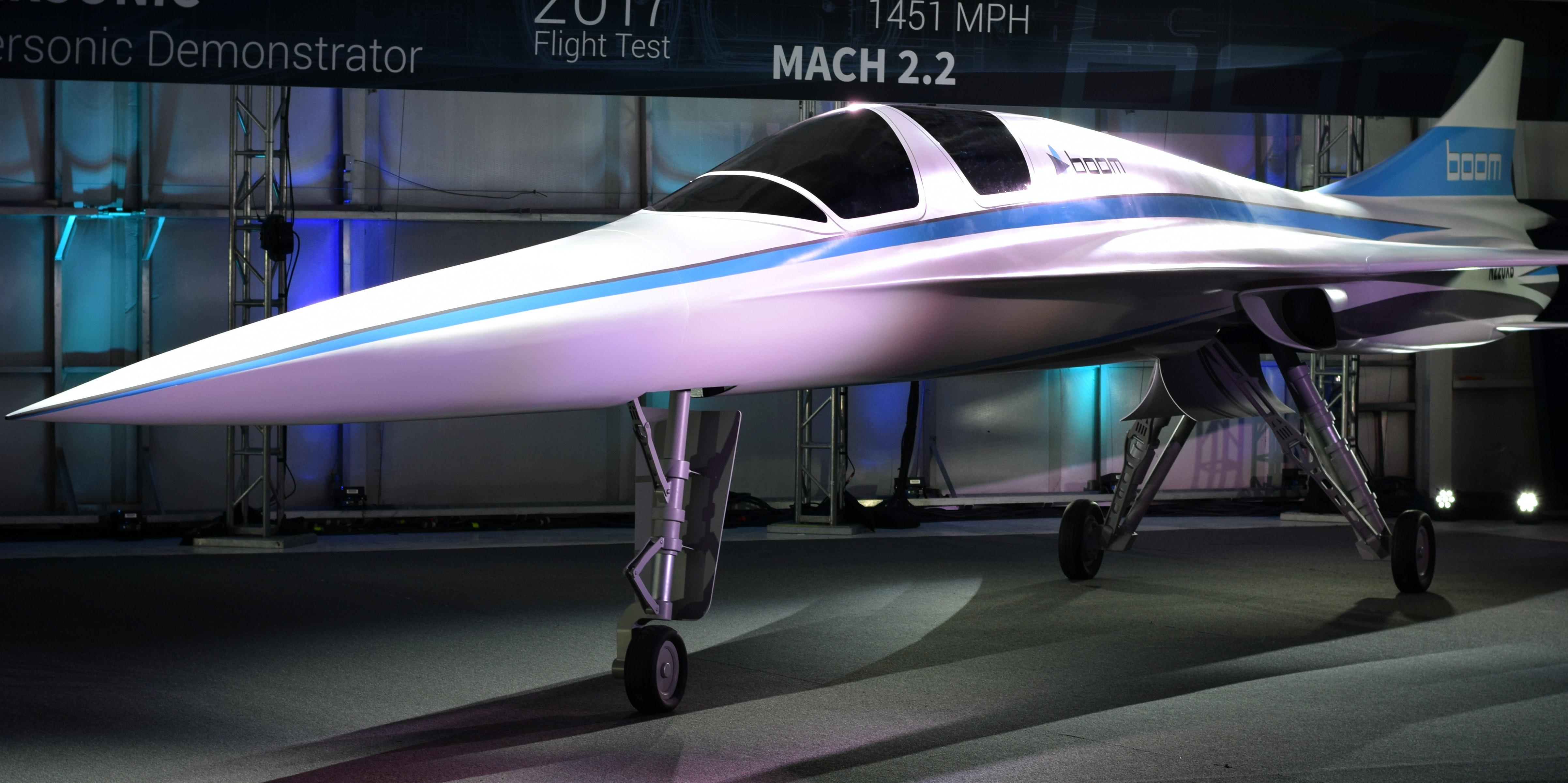 boom technology xb-1