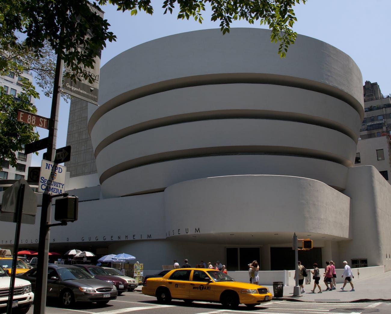 Guggenheim Museum NYC 4688736604 4fb3eb1def