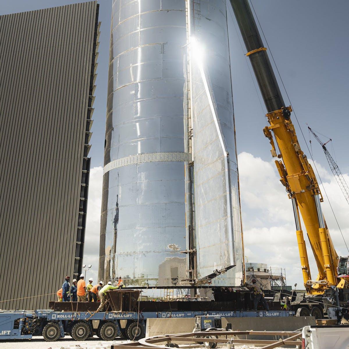 SpaceX Starship: Elon Musk shares rapid progress ahead of big reveal event