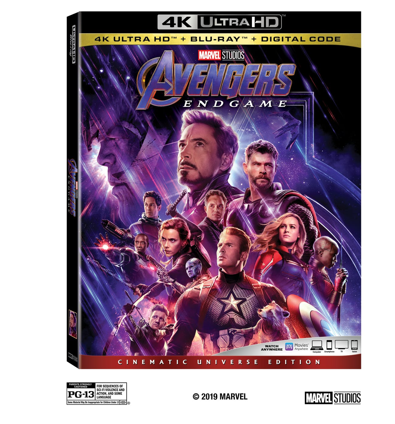 Avengers: Endgame' Blu-Ray Release Date and 6 Deleted Scenes
