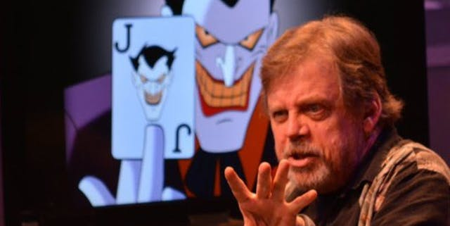 Mark Hamill - The Joker Animated - Killing Joke - Living Sensical?