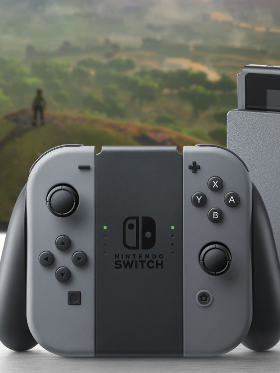 The Nintendo Switch is officially the new console from Nintendo.