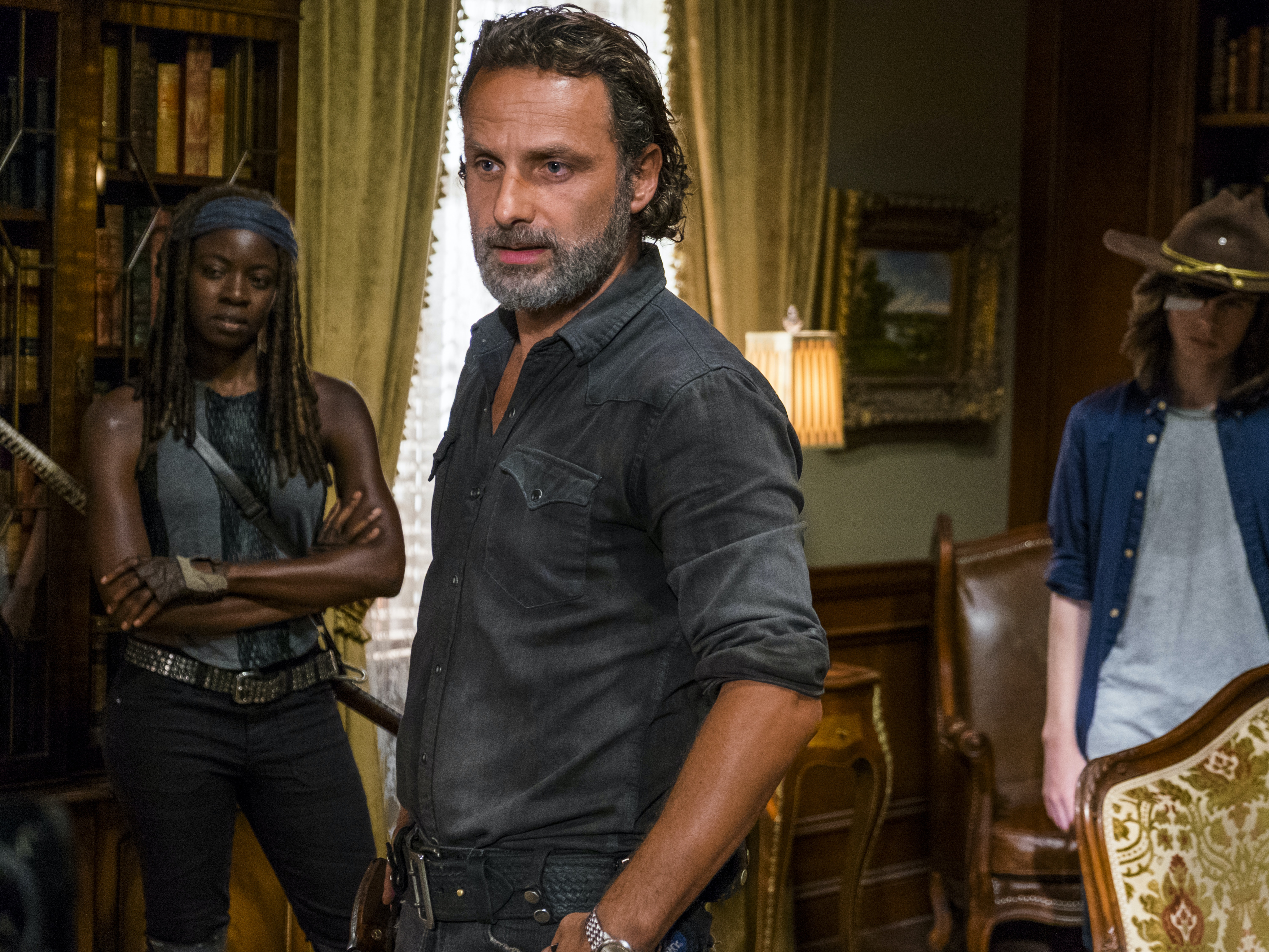 5 Questions We Have for 'The Walking Dead' When It Returns