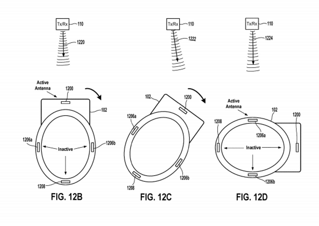 playstation vr wireless headset patent