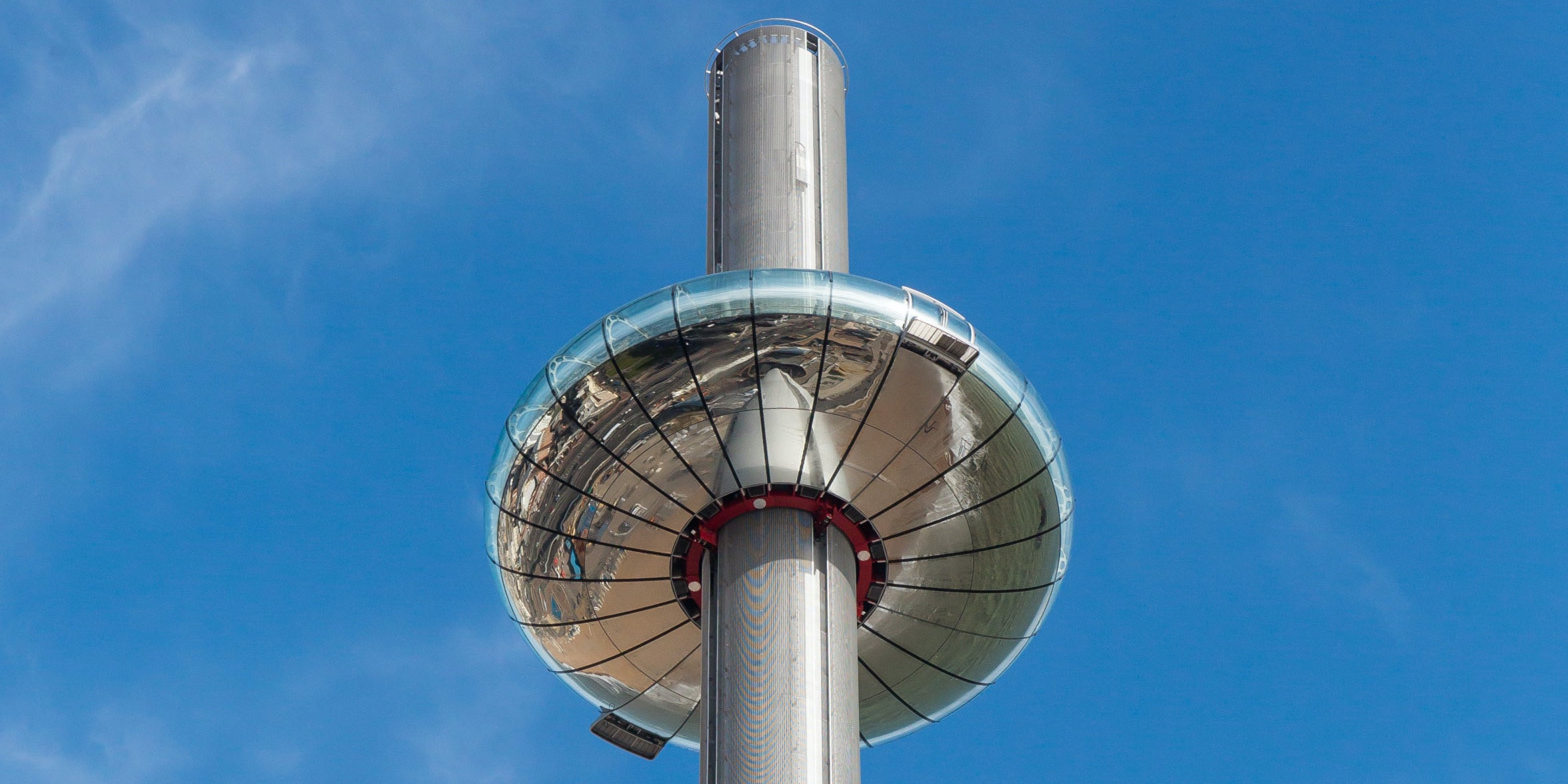 British Airways i360 Tower Gets Super High (Up) This Summer in Brighton