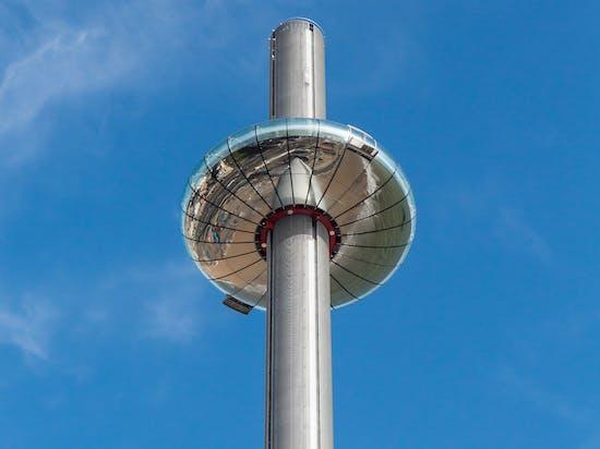British Airways i360 Tower Gets Super High (Up) This Summer in Brighton