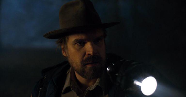 Stranger Things Season 2 Netflix Chief Hopper