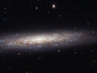 Faintest Satellite Galaxy Find Could Aid Dark Matter Search