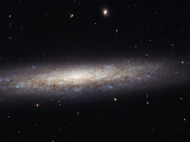 Faintest Satellite Galaxy Find Could Aid Dark Matter Search