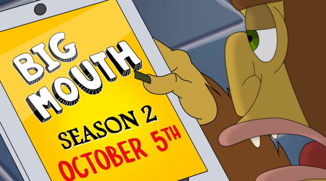 'Big Mouth' Season 2 trailer