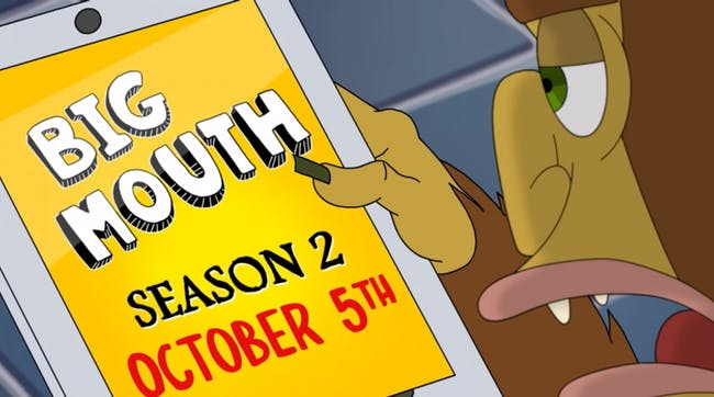 Image result for big mouth season 2