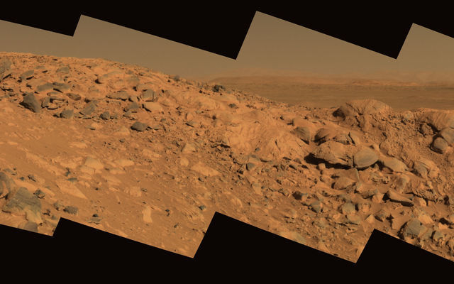 NASA Shaves List Of Sites To Retrieve Martian Rocks To Three